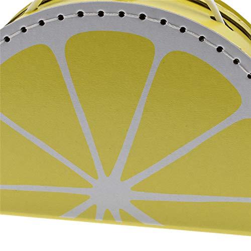 FidgetGear INS - Maleta para niños, diseño de arcoíris, Lemon: Amazon.es: Hogar