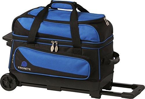 Ebonite Transport II Roller, Blue (Bowling 2 Shoes)