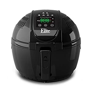 Amazon.com: Elite Platinum 3.5 Quart Electric Digital Air