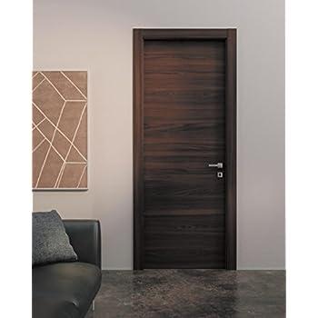 Sarto Planum Finishing Color Sample of Flush Wood Interior Door Honey Ash
