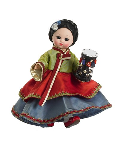 Madame Alexander Dolls Korea, 8