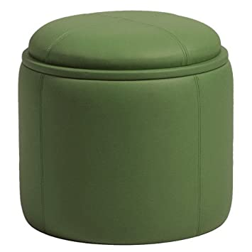Pu0027Kolino Storage Ottoman, Green (Discontinued By Manufacturer)