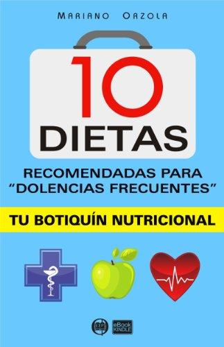 10 DIETAS RECOMENDADAS para