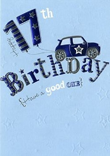 17th Birthday Card For Boy Amazon Kitchen Home