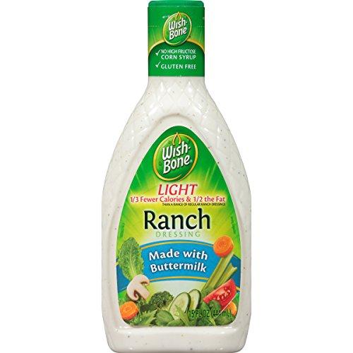 Wish-Bone Salad Dressing, Light Ranch, 15 - Light Calories Ranch