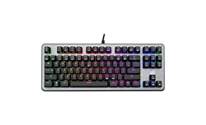 Hexgears Nova Mechanical Keyboard (Box White Switches, Grey)