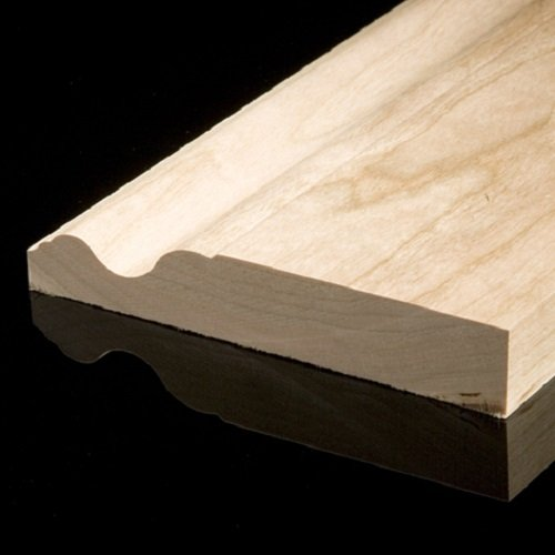OGEE SOLID HARDWOOD ARCHITRAVE SET - SINGLE 65MM (INCL 2 X 2.1M, 1 X 1.0M)