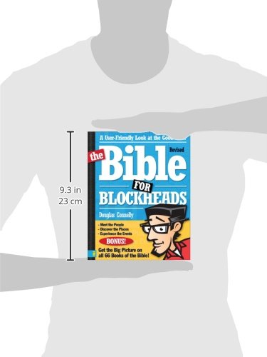 The bible for blockheads revised edition a user friendly look at the bible for blockheads revised edition a user friendly look at the good book douglas connelly 9780310273882 amazon books fandeluxe Image collections