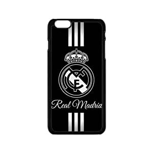 Real Madrid Cell Phone Case for Iphone 6