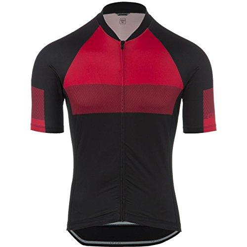 Giro Men's Chrono Expert Jersey (XL, Red)