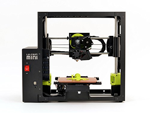 LulzBot Mini Desktop 3D Printer by LulzBot
