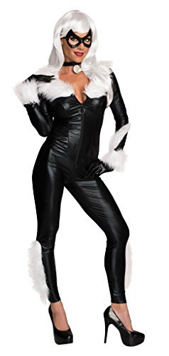 Adult Black Cat Costume - Marvel Comics - Medium 6-10