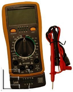a prezzi accessibili Digital VOM   Cable Cable Cable Tester  HY4300 by Electriduct  100% autentico