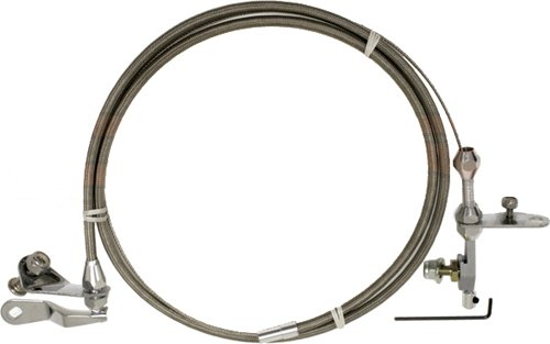 C6 Transmission (FORD C-6 TRANSMISSION KICKDOWN CABLE KIT)