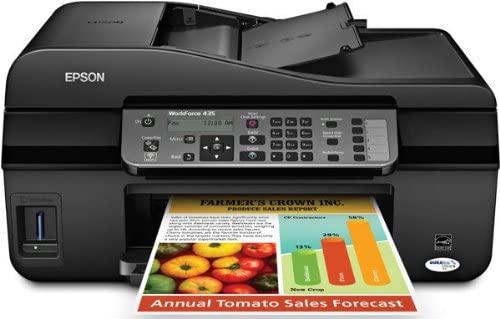 Epson Workforce 435 Inyección de Tinta 6,3 ppm 5760 x 1440 ...