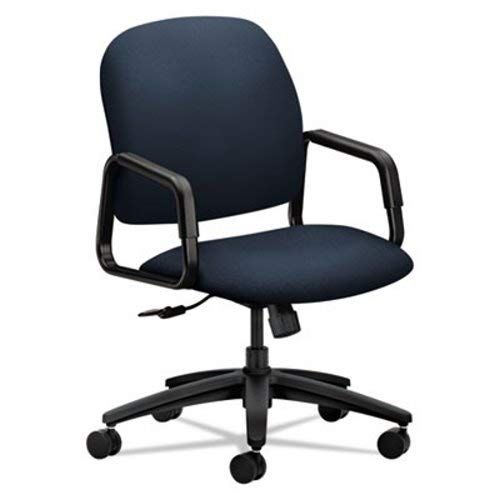 HON Solutions Seating 4000 Series Executive High-Back Chair, Navy - Seating Solutions Hon