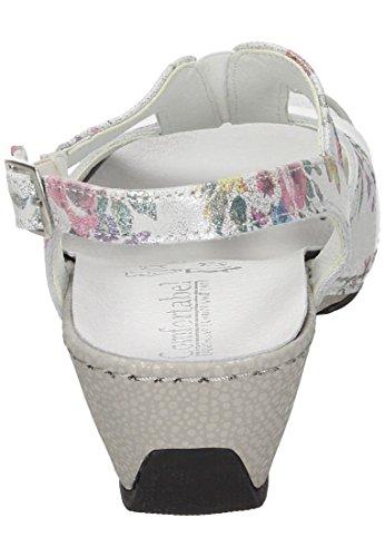 Comfortabel Donna-sandale Weiß 710864-3 Primavera / Bianco