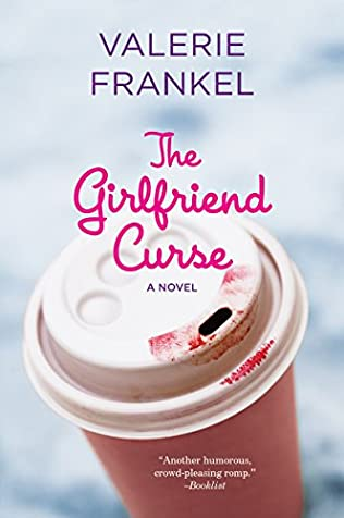 book cover of The Girlfriend Curse
