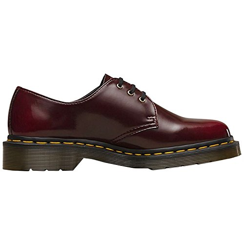 Vegan Martens Donna Red Cherry Scarpe 1461 Dr v5qzf