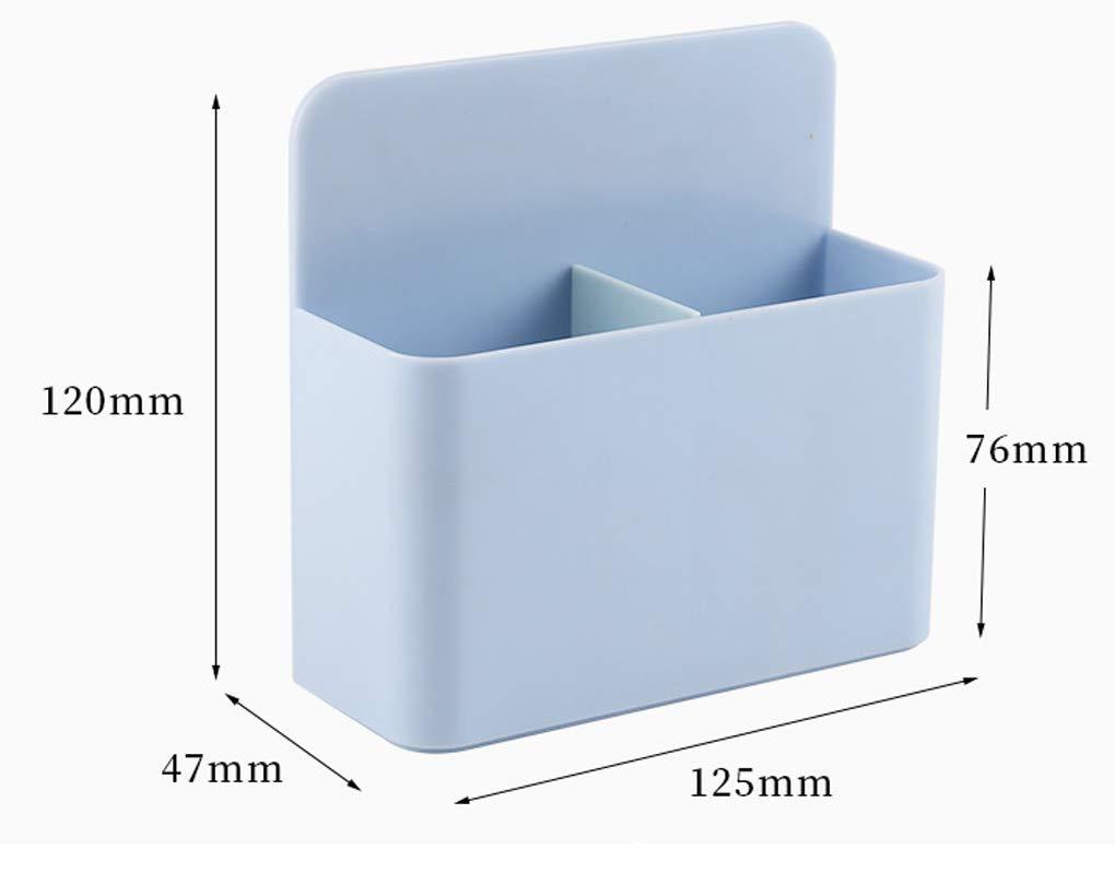 ufficio casa Blue+White pennarello cancellabile a secco supporto in plastica lavagna bianca per scuola Confezione da 2 accessori per lavagna magnetica