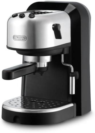 DeLonghi Pump-Driven Espresso Maker EC270 - Cafetera ...