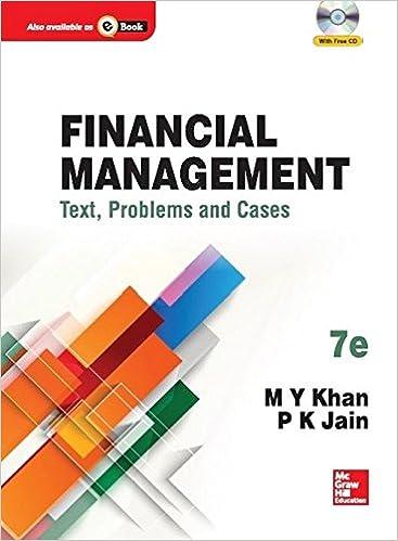 financial management m y khan p k jain 9789339213053 amazon