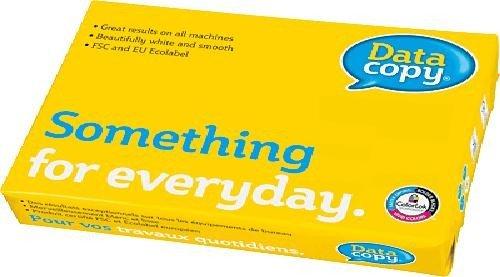 Everyday/2631019002 - Risma di carta DIN A3, per stampante, 500 fogli, 100 g/m², colore: bianco Datacopy 22907050 383694