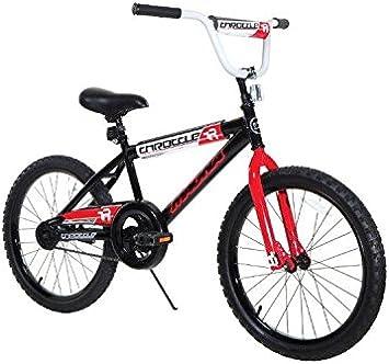 Dynacraft Magna - Bicicleta BMX para niños (50,8 cm), color negro ...