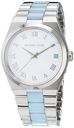 Michael Kors MK6150 Ladies Channing Two Tone Steel Bracelet - Michael The Kors In Uk