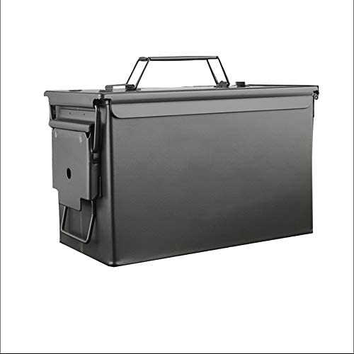 ChenCheng ツール収納ボックス - 家庭用小型収納ボックスツールボックス車用収納ボックス修理ツール収納ボックスツール金属防水収納ツールボックス ツールボックスストレージと組織 (Size : 27.6*17.8*9.7cm)