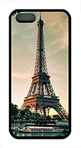 iPhone 5S Case, iPhone 5 Cover, iPhone 5S Eiffel Tower 11 Soft Cases