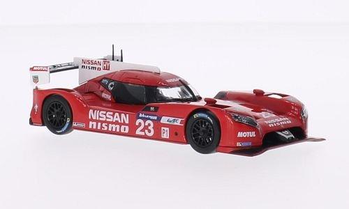 Nissan GT-R LM, No.23, Nismo, Sebring, 2015, Model Car, Ready-made, Premium X 1:43