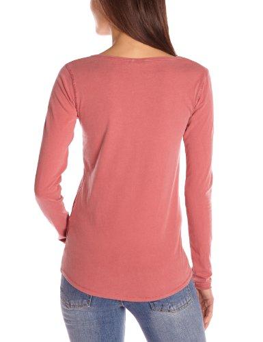 ESPRIT - Camiseta para mujer Rosa 697