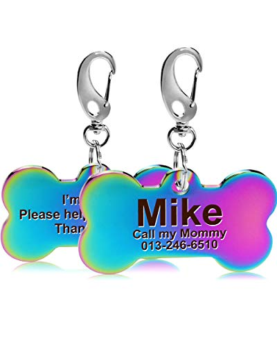 dog id tags personalized - 6