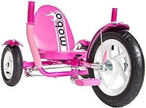 Mobo Cruiser Mity Sport Safe Tricycle. Toddler Big Wheel Ride On Trike. Pedal Car, Pink
