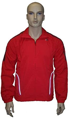 adidas Clima Lite Chándal para Hombre E16259, Hombre, Color Rojo ...