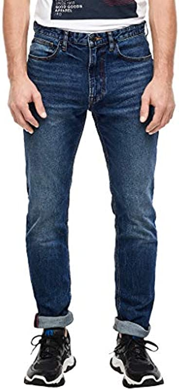 s.Oliver RED Label Cone Tapered: Bluejeans: s.Oliver: Odzież