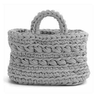 Neuf Hoooked Kit Crochet Zpaghetti Panier Revisto Kpl Set Avec