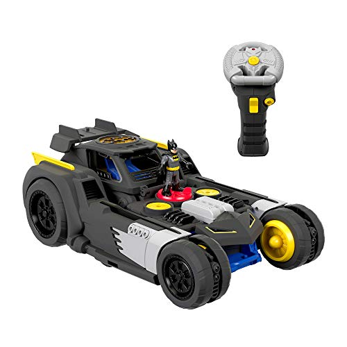 Transforming Batmobile R/C is one of the best toys for 3-year-old and 4-year-old boys