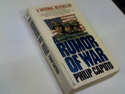 an analysis of the sadness in the memoir a rumor of war by philip caputo A rumor of war pdf - a rumor of war by philip caputo of war is a 1977 memoir by philip caputo about his service in summaries and analysis.