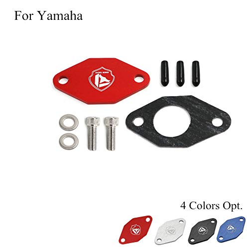 (Cosmoska Oil Pump Block-off plate gasket o-ring seal bolt Kit For Yamaha GP 800 800R 1200 1200R XL800 XLT 800 1200 SUV 1100 Exciter 270 SE LS LX 2000 AR210 LX LS 210 XR1800)