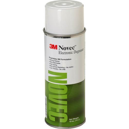 3M Novec Electrical Contact Degreaser, 12 oz Spray Can (1 per pack)
