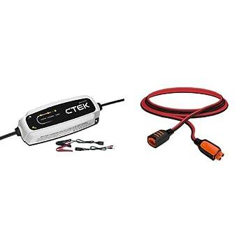 CTEK 40-107 CT5 Start Stop Cargador Mantenedor de Baterías y ...