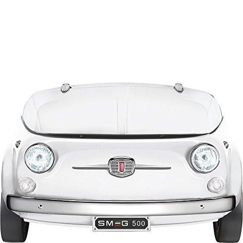 Smeg Fiat 500 Freestanding Compact Refrigerator,White