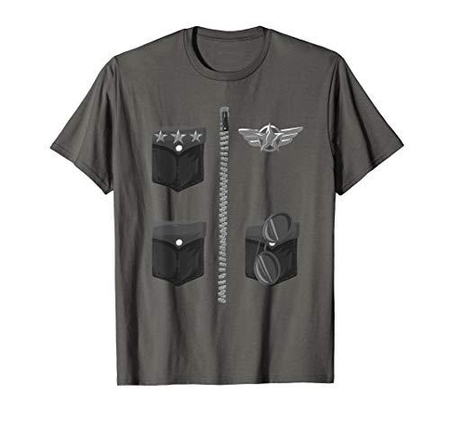 Jockey Halloween Costumes (Military Pilot Fighter Halloween Costume   Quick Flying Gift)