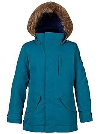 Amazon.com: Burton Girls Youth Aubrey Parka Snow Jacket