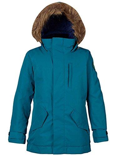 Burton Girls Youth Aubrey Parka Snow Jacket Jaded Size Large by Burton