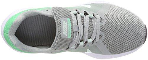 Glow Zapatillas Mujer 8 003 Para Gris white Running igloo Pumice green Nike light De Downshifter q7nFgF