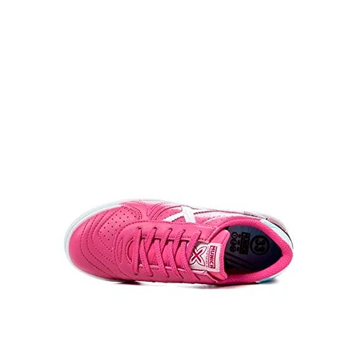 München Munich G3Kid–Schuhe Futsal, Unisex, pink–�?Pink)