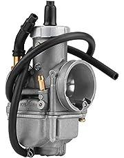 Carburetor, 30mm Carburetor Carb Fits for ATV/Dirt Bike/Go Kart 125cc-800cc, For Yamaha, Honda, Polaris, Suzuki, PE30,120 Main Jet(dmm), 42 Pilot/Slow Jet(dmm)